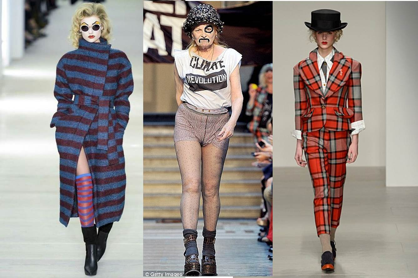Vivienne Westwood  S Punk Fashion