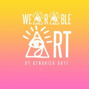 Wearable Art by Kendrick Daye