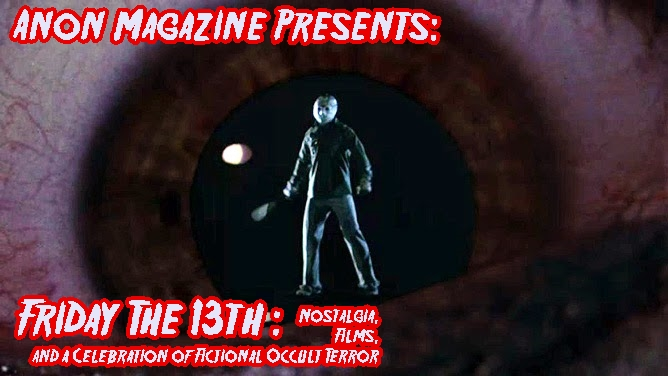 Anon Magazine Friday the 13th