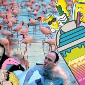 Mixtape Monday: Summer Intro by Geraldine Rojas